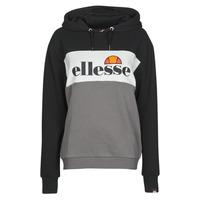 material Women sweaters Ellesse LASSANDRA Black