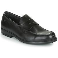 Shoes Men Loafers Fluchos SIMON Black