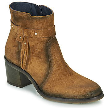 Shoes Women Ankle boots Dorking AMBRA Brown