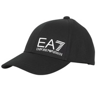 Accessorie Men Caps Emporio Armani EA7 TRAIN CORE ID M LOGO CAP Black