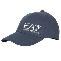 Accessorie Men Caps Emporio Armani EA7 TRAIN CORE ID M LOGO CAP Blue
