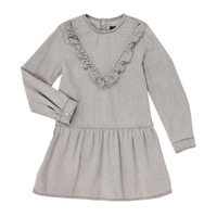 material Girl Short Dresses Ikks XR30022 Grey