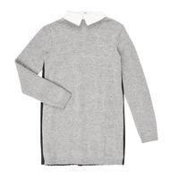 material Girl Short Dresses Ikks XR30082 Grey