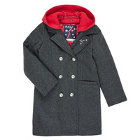 material Girl coats Ikks XR44012 Grey