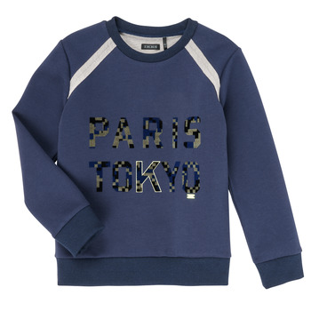 material Boy sweaters Ikks XR15093 Blue