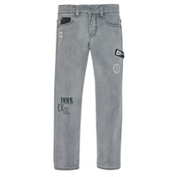 material Boy slim jeans Ikks XR29123 Grey