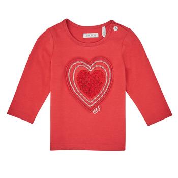 material Girl Long sleeved shirts Ikks XR10010 Orange