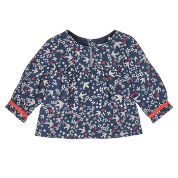 material Girl Shirts Ikks XR12010 Blue