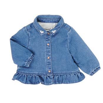 material Girl Shirts Ikks XR12030 Blue