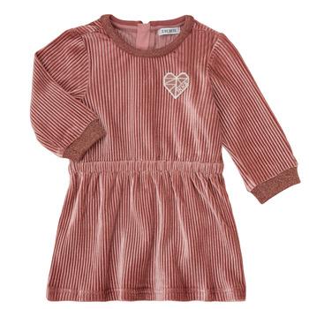 material Girl Short Dresses Ikks XR30120 Pink