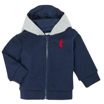 material Boy Jackets / Cardigans Ikks XR17001 Blue