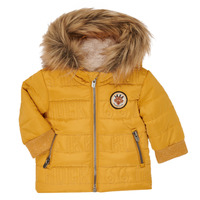material Boy Duffel coats Ikks XR41021 Yellow