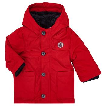 material Boy Parkas Ikks XR42001 Red
