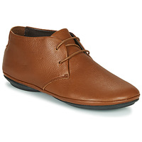 Shoes Women Derby shoes Camper RIGHT NINA Camel