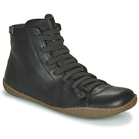 Shoes Women Mid boots Camper PEU CAMI Black