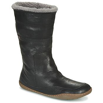 Shoes Women Boots Camper PEU CAMI Black