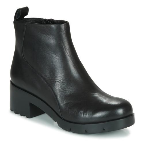 Shoes Women Ankle boots Camper WND0 Black