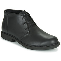 Shoes Men Mid boots Camper MILX Black