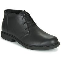 Shoes Men Mid boots Camper MILX Black