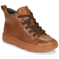 Shoes Children High top trainers Camper KIDDO Brown