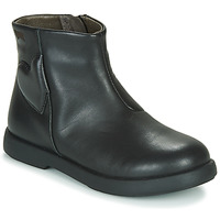 Shoes Girl Mid boots Camper DTT1 Black