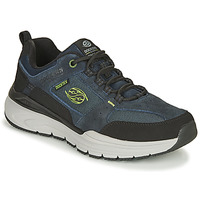 Shoes Men Low top trainers Dockers by Gerli 47HE001 Blue / Black