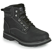 Shoes Men Mid boots Dockers by Gerli 23DA004 Black