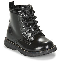 Shoes Girl Mid boots Chicco COLLES Black