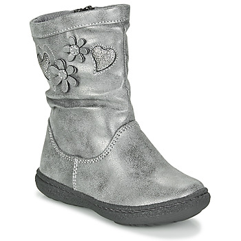 Shoes Girl Boots Chicco COLETTA Grey