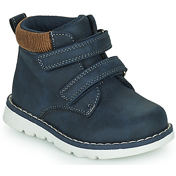 Shoes Boy High top trainers Chicco FLOK Blue