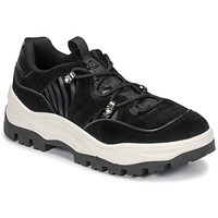 Shoes Women Low top trainers Chattawak TULSA Black