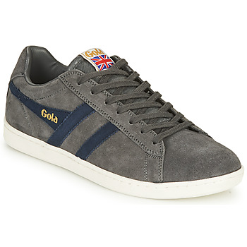 Shoes Men Low top trainers Gola EQUIPE SUEDE Grey / Blue