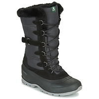 Shoes Women Snow boots KAMIK SNOVALLEY 2 Black