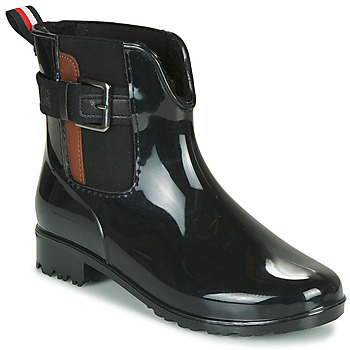 Shoes Women Wellington boots Tom Tailor  Black