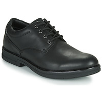 Shoes Men Derby shoes Clarks BANNING LOGTX Black