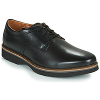 Shoes Men Derby shoes Clarks BAYHILL PLAIN Black