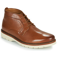Shoes Men Mid boots Clarks BAYHILL MID Camel