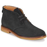 Shoes Men Mid boots Clarks CLARKDALE DBT Black