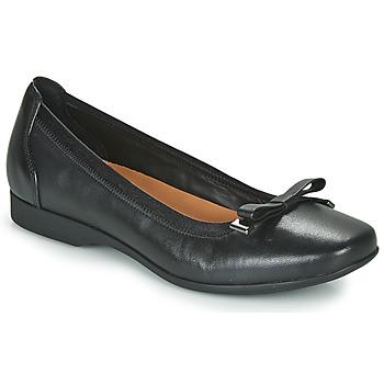 Shoes Women Ballerinas Clarks UN DARCEY BOW Black