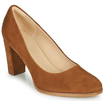 Shoes Women Court shoes Clarks KAYLIN CARA 2 Camel