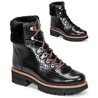 Shoes Women Mid boots Clarks ORIANNA HIKER Black