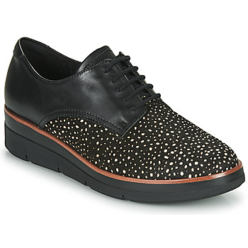 Shoes Women Derby shoes Clarks SHAYLIN LACE Black
