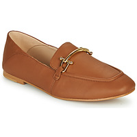 Shoes Women Loafers Clarks PURE2 LOAFER Camel