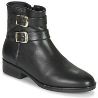 Shoes Women Mid boots Clarks PURE MID Black