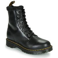 Shoes Women Mid boots Dr Martens 1460 SERENA Black