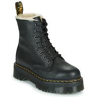 Shoes Women Mid boots Dr Martens JADON FL Black