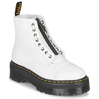 Shoes Women Mid boots Dr Martens SINCLAIR White