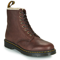 Shoes Men Mid boots Dr Martens 1460 PASCAL AMBASSADOR FL Brown