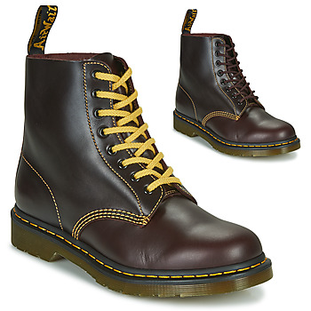 Shoes Men Mid boots Dr Martens 1460 PASCAL ATLAS Bordeaux