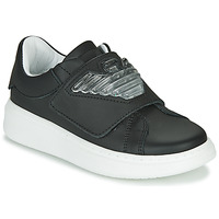 Shoes Children Low top trainers Emporio Armani  Black